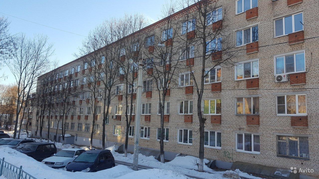 Комната 18.3 м² в 2-к, 3/5 эт.