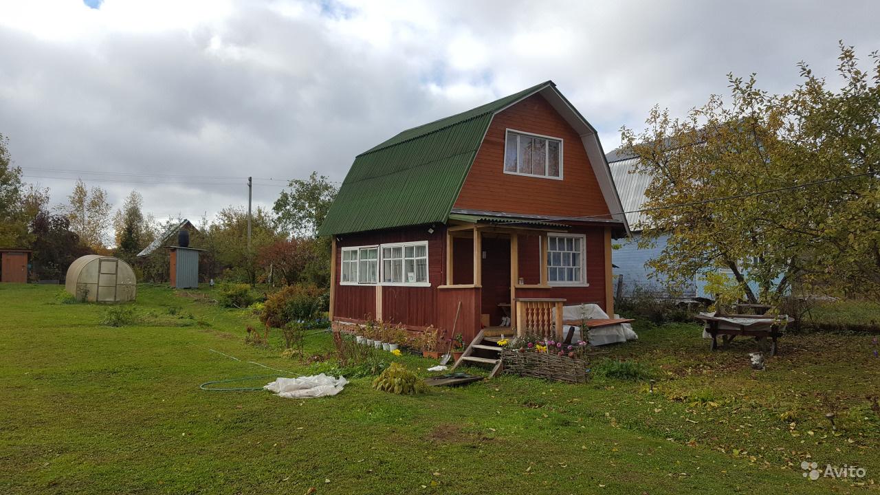 Дом 32 м² на участке 11 сот.