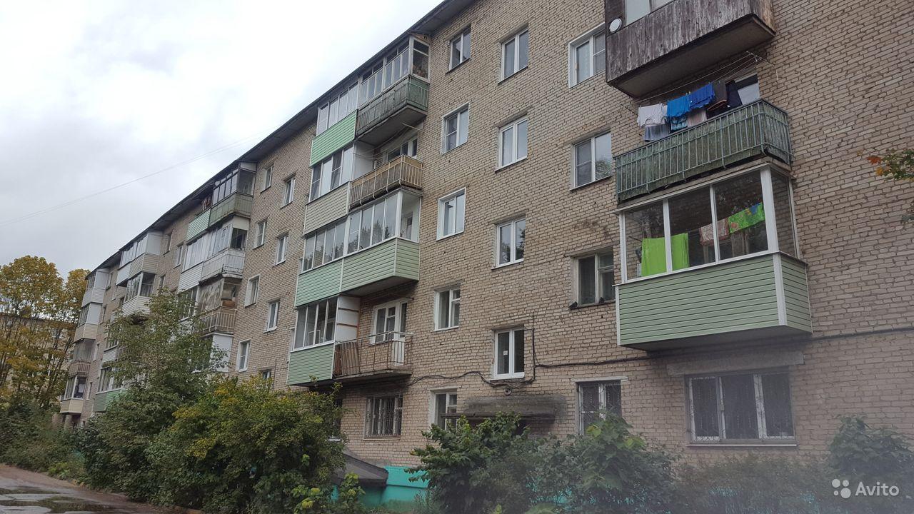 1-к квартира, 30.1 м², 1/5 эт.