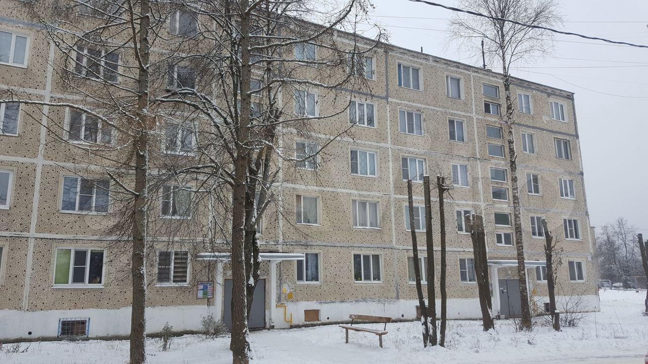 4-к квартира, 59.6 м², 4/5 эт.