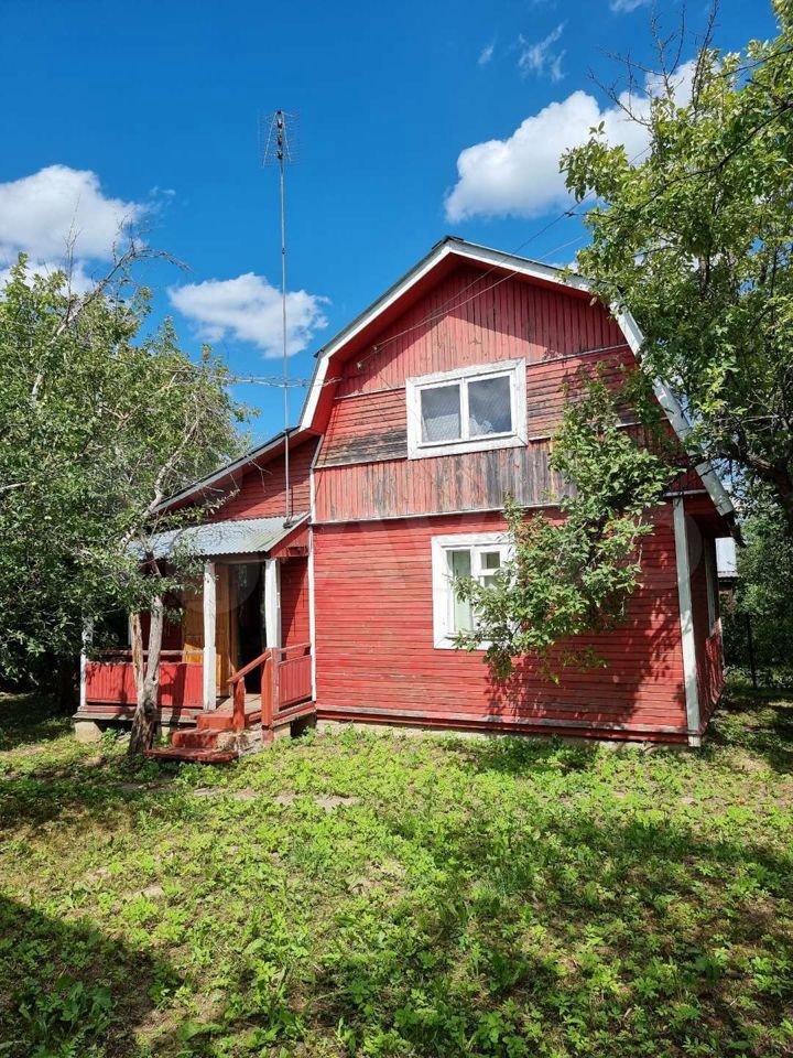 Дом 52,8 м² на участке 6,1 га